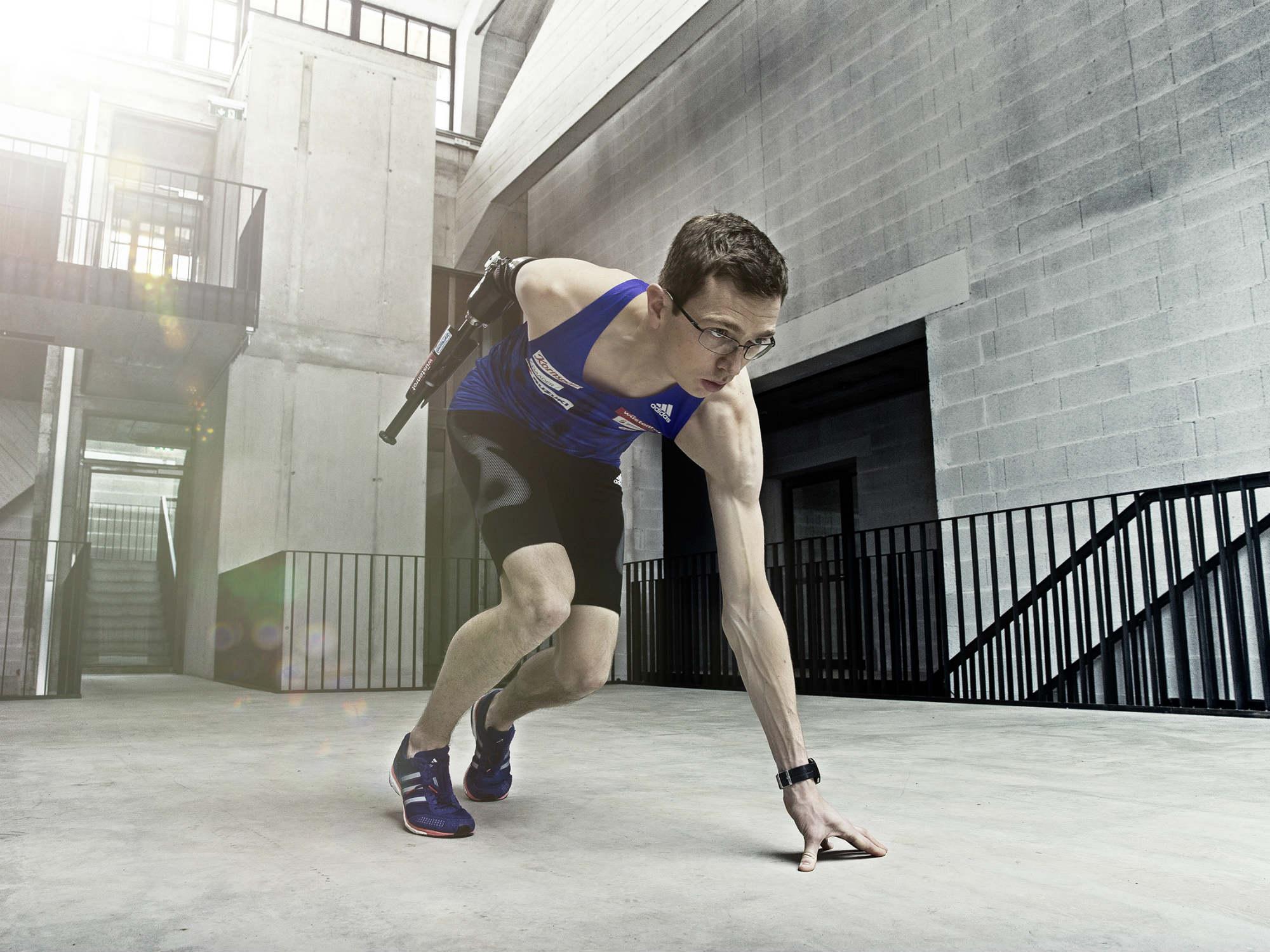 Günther Matzinger ist zweifacher Olympiasieger und hat ein 8-stufiges Trainingsprogramm entworfen.