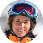 Ingrid Salvenmoser leitet die Ski & Rennschule Ingrid Salvenmoser.