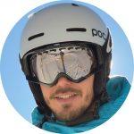 Thomas Vau arbeitet als staatlich geprüfter Skilehrer in der Region Arlberg.
