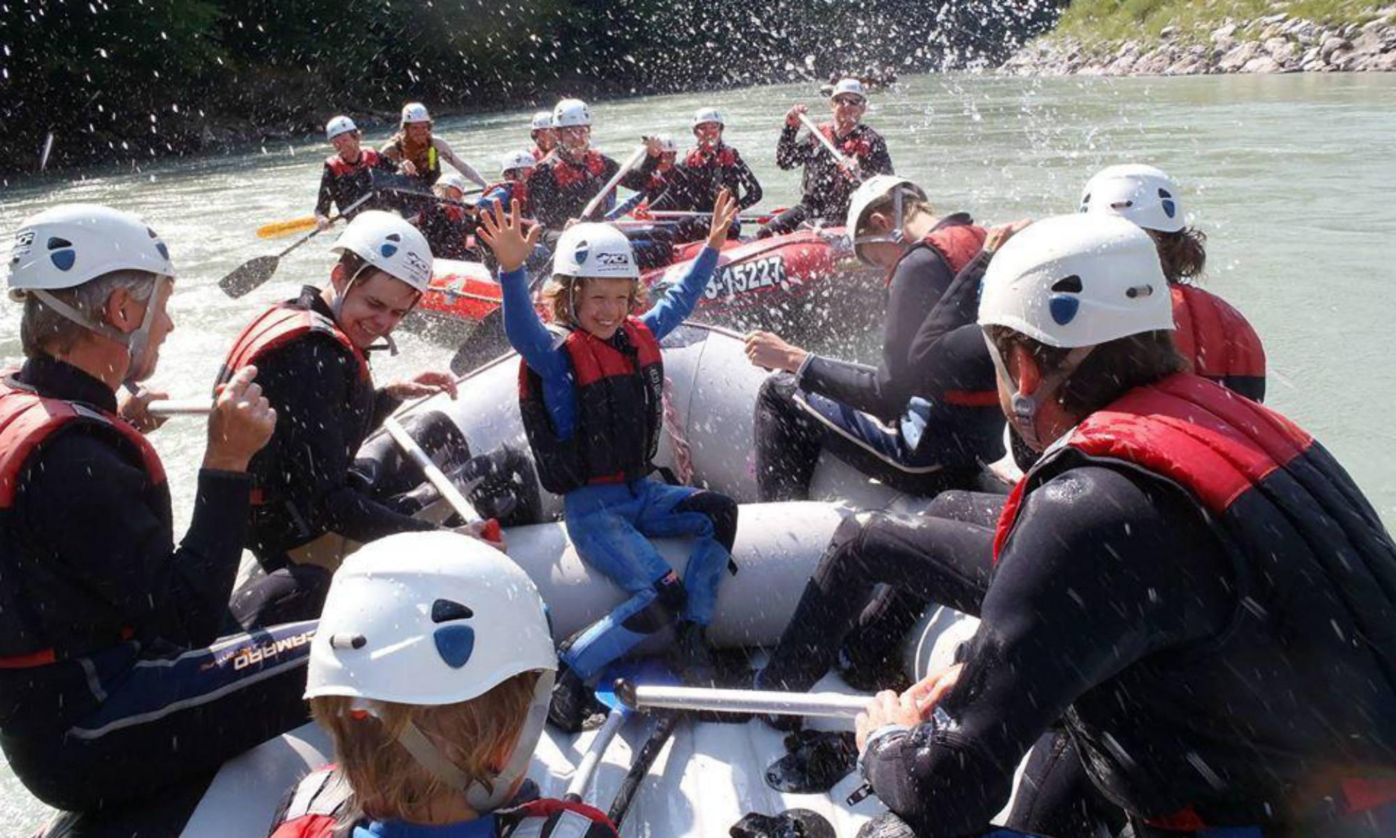Rafting In Salzburg Die 5 Besten Wildwasser Hotspots
