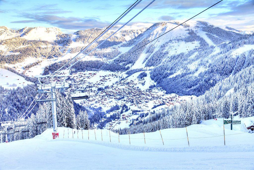 Les pistes de ski sont prêtes à accueillir tous ceux qui souhaitent apprendre à skier à Châtel.